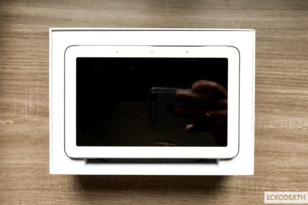 Google Nest Hub unboxing-3-min