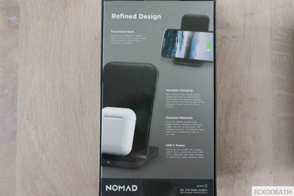 Nomad lance son nouveau chargeur sans fil Base Station
