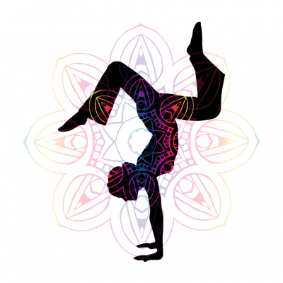 Yoga-Transcend iMessage Stickers