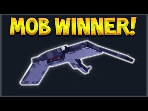 MINECON EARTH 2017 MOB WINNER WAS IT THE RIGHT CHOICE