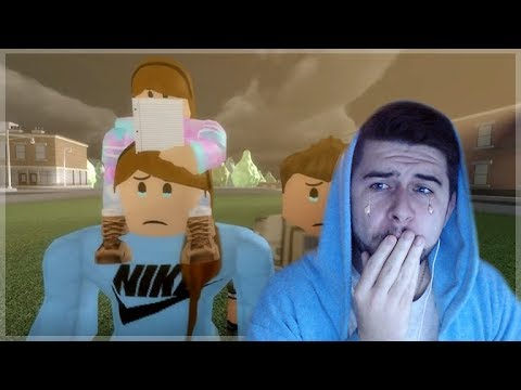 Reacting To A Sad Roblox Movie Quot The Last Guest