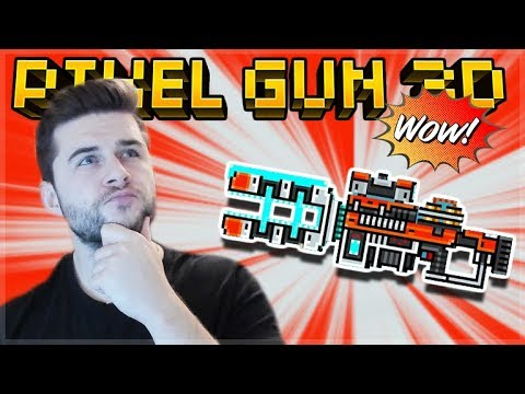 I THINK THIS IS NOW THE BEST SNIPER IN THE GAME PARTICLE ACCELERATOR REVIEW Pixel Gun 3D
