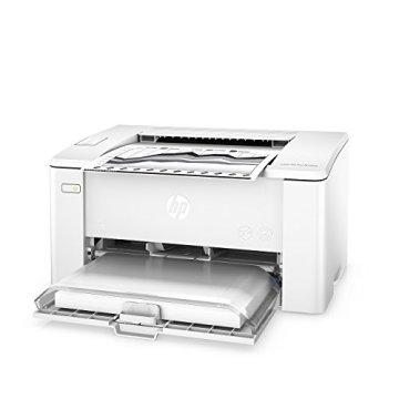 HP LaserJet Pro M102w Laserdrucker (Drucker, WLAN, JetIntelligence, HP ePrint, Apple Airprint, USB, 600 x 600 dpi) weiß - 3