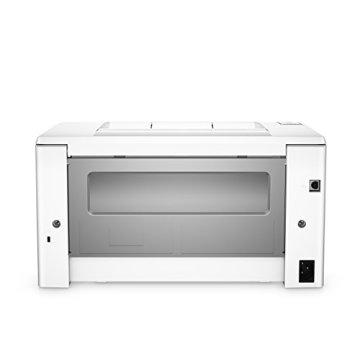 HP LaserJet Pro M102w Laserdrucker (Drucker, WLAN, JetIntelligence, HP ePrint, Apple Airprint, USB, 600 x 600 dpi) weiß - 8