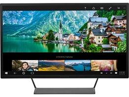 HP Pavilion 32 V1M69AA 81,28 cm (32 Zoll) Monitor (QHD, WVA+, HDMI, DisplayPort, USB, 7ms Reaktionszeit) schwarz - 1