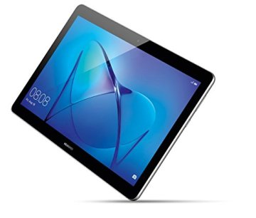 HUAWEI MediaPad T3 WiFi 24,3 cm (9,6 Zoll) Tablet-PC (hochwertiges Metallgehäuse, Qualcomm™ Quad-Core Prozessor, 2 GB RAM, 16 GB interner Speicher, Android 7.0, EMUI 5.1) grau - 2
