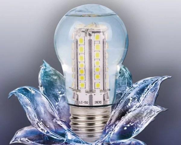 Ampoule led liquide CooLED