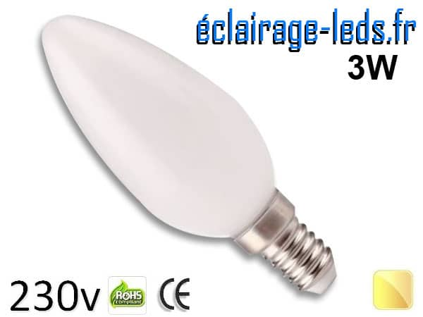 Ip65 230v Liquide Chaud Ampoule E14 Blanc Led Eclairage 3w 0XnwPNOZ8k
