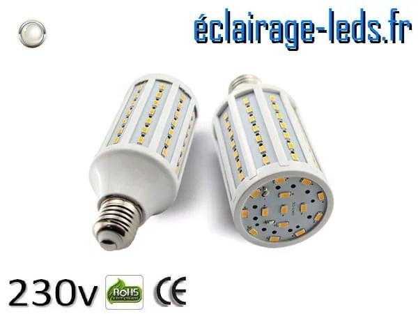 Ampoule led E27 12w SMD 5730 blanc naturel 4200K 230v AC ref A153-2
