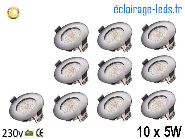 eclairage leds fr