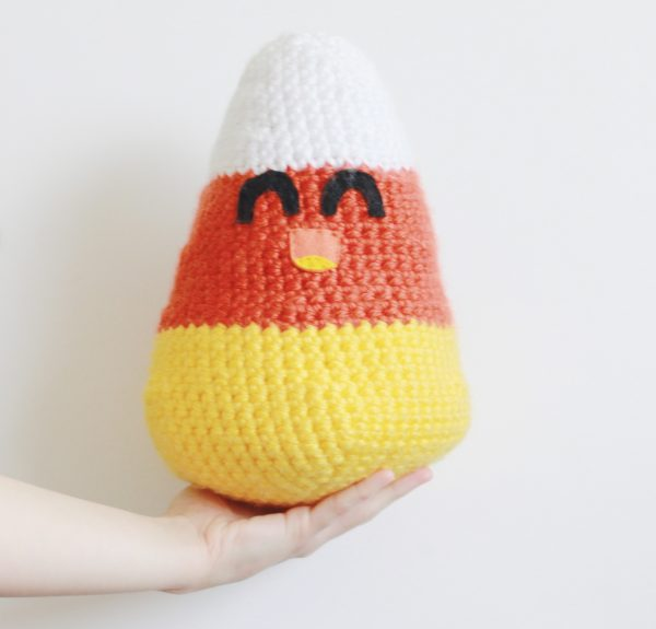 Candy Corn Crochet Recipe