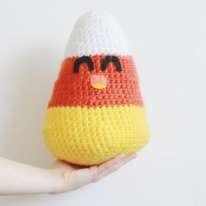 Candy Corn Crochet Recipe