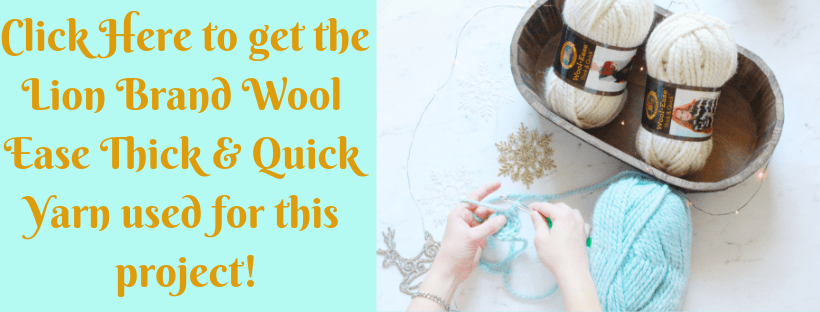 Wool Ease Thick & Quick Banner