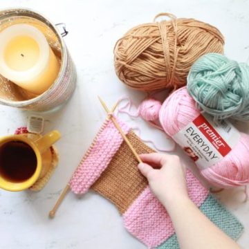 Knit Academy: Lesson 1 - How to Cast On