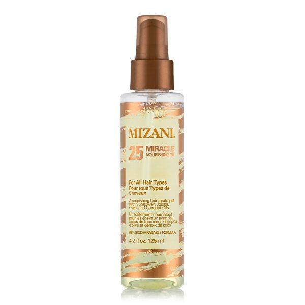 25 Miracle Nourishing Hair Oil