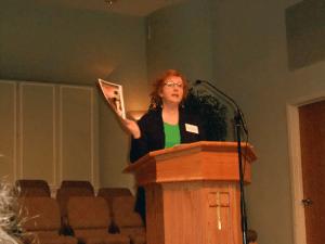 2013 Conference Ramona Tucker