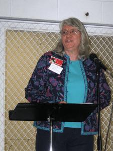 2012 Conference: Lin Johnson