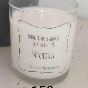 bougie parfumée maison-150g