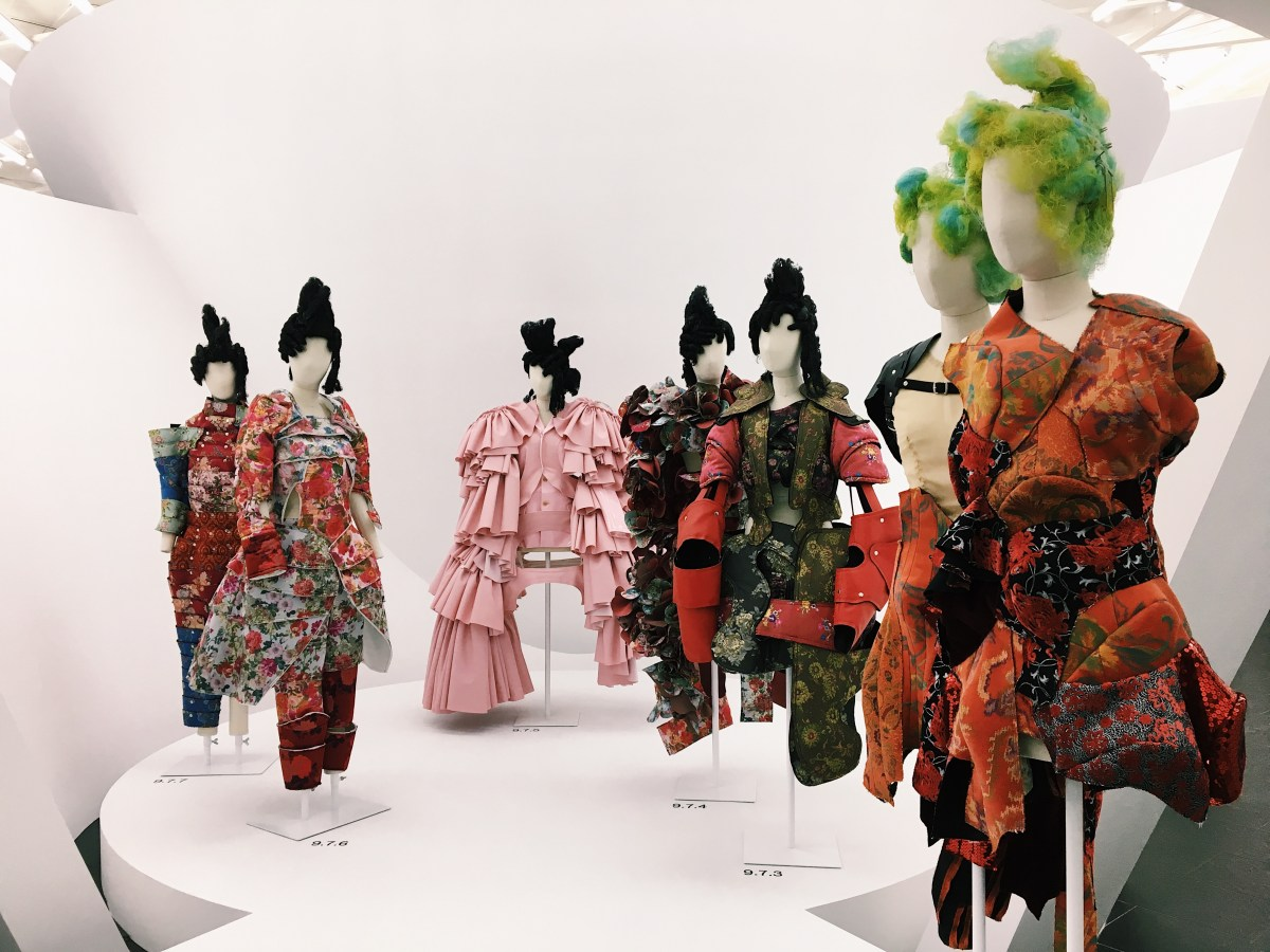Met Kawakubo: Rei Kawakubo/ Comme des Garçons, Art of the In-Between