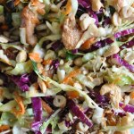 Asian chicken slaw