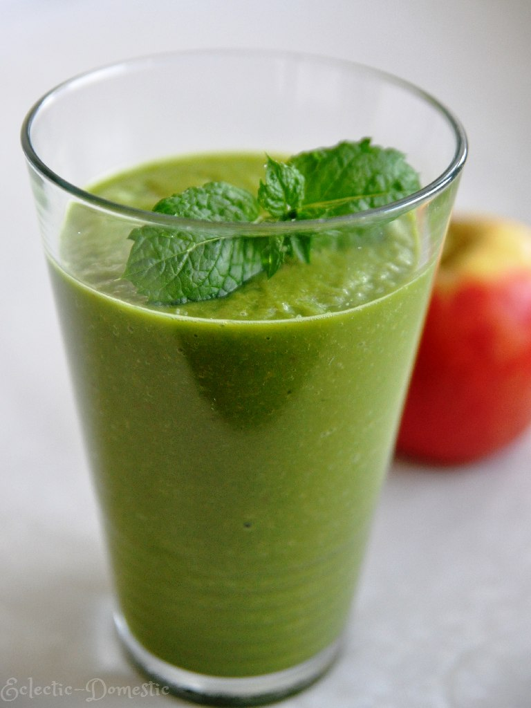 Green smoothie #1 (dairy free)