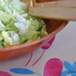 """Easy """"guacamole"""" avocado salad"""