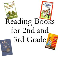 Reading Books for 2nd and 3rd Grade – Eclectic Homeschooling [ 2000 x 2000 Pixel ]