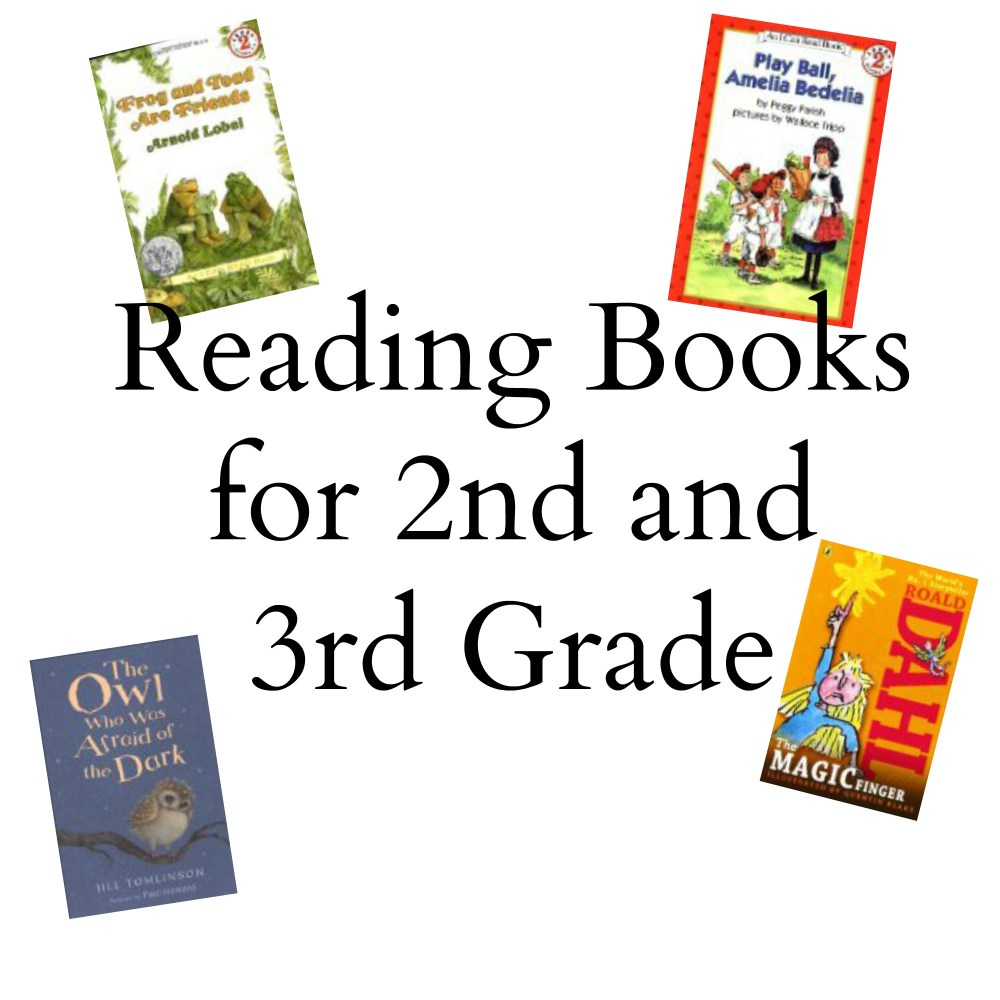 medium resolution of Reading Books for 2nd and 3rd Grade – Eclectic Homeschooling