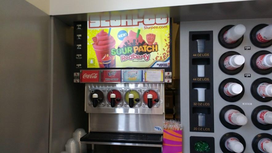 Summer's ICEE Guide: Tetco Slurpee Machine