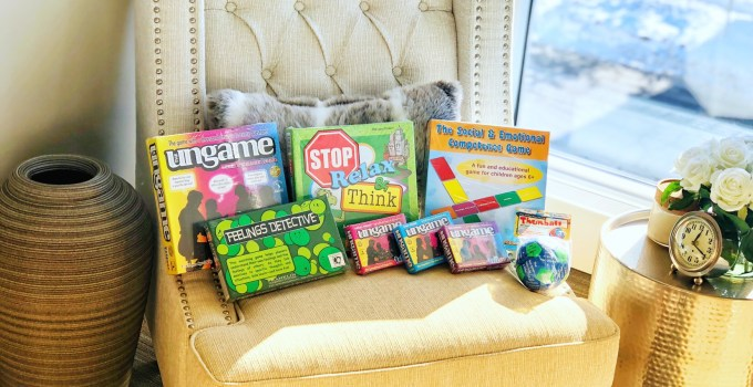 Ways To Engage Kids in Therapy