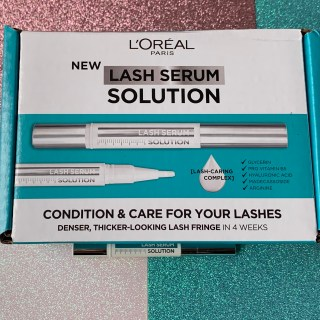 Jumpstart Your Lash Growth With Loreal Paris' Lash Serum Solution