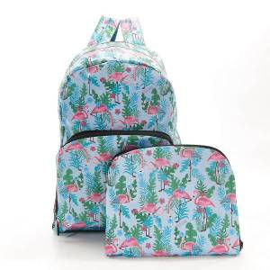Blue Flamingo backpack