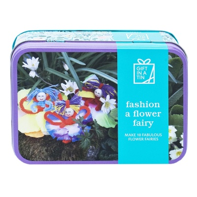 Gift in a Tin – Fashion A Flower Fairy – Original Tin
