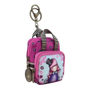 Gorjuss Fiesta Keyring Purse Backpack Shoulder Bag The Dreamer