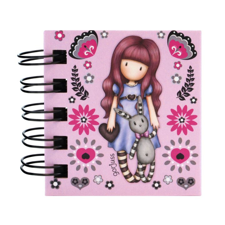 Gorjuss Fiesta Sticky Notes Book My Gift To You
