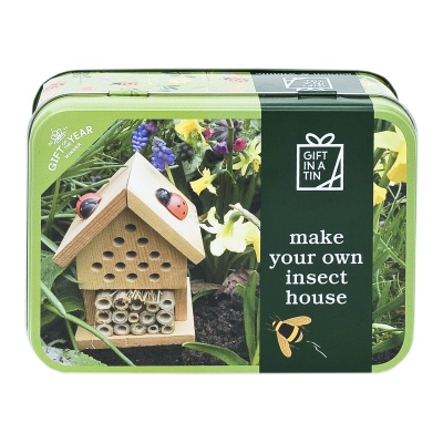 Gift in a Tin – Make Your Own Insect House – Original Tin