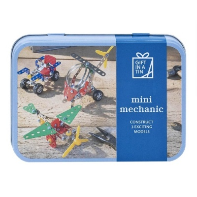 Gift in a Tin – Mini Mechanic Kit – Original Tin