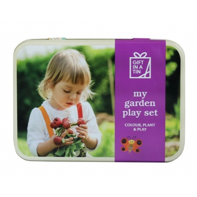 Gift in a Tin – My Garden Play Set – Original Tin