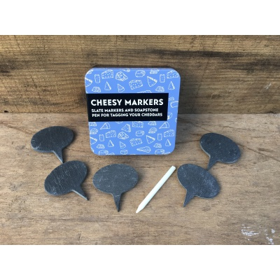 Gift for Grown-Ups – Cheesy Markers