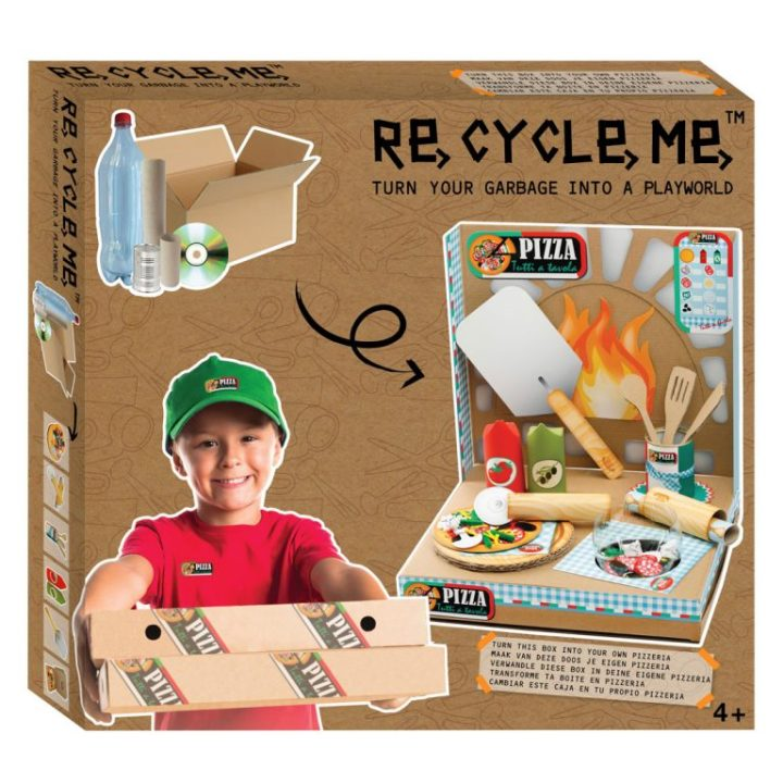 ReCycleMe Playworld: Pizzeria