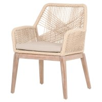 Rope Dining Chair- Natural ~ Eclectic Goods : Eclectic Goods