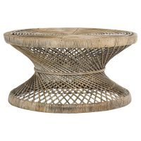 Rattan Round Coffee Table ~ Eclectic Goods : Eclectic Goods