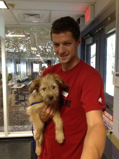 adopting zoey