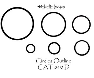 Circles Outline