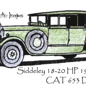 Siddeley 18-20 HP