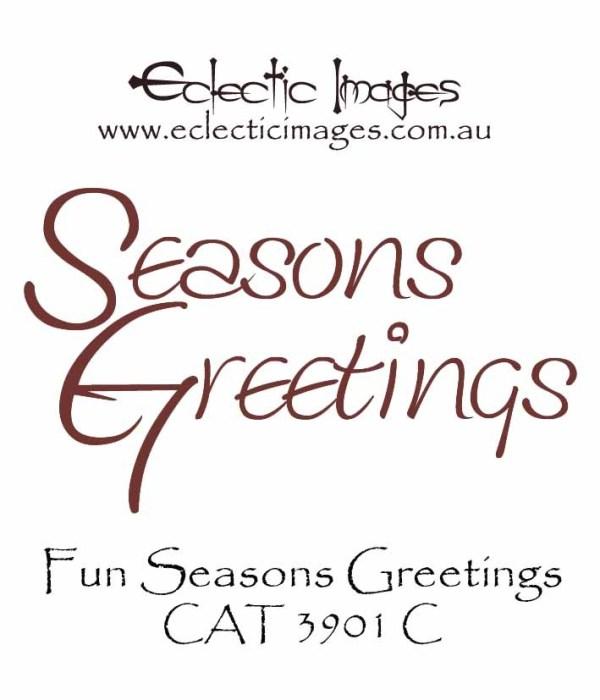 Seasons Greetings Fun