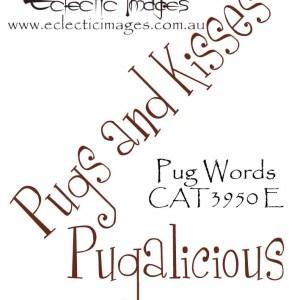 Pug Words