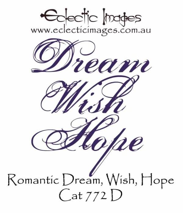 Romantic Dream Wish Hope