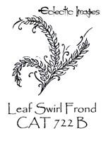 Leaf Swirl Frond