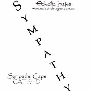 Sympathy Caps